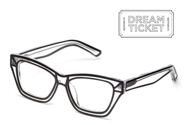 Line Art Glasses : Black lined ksubi glasses line drawing eyeglasses