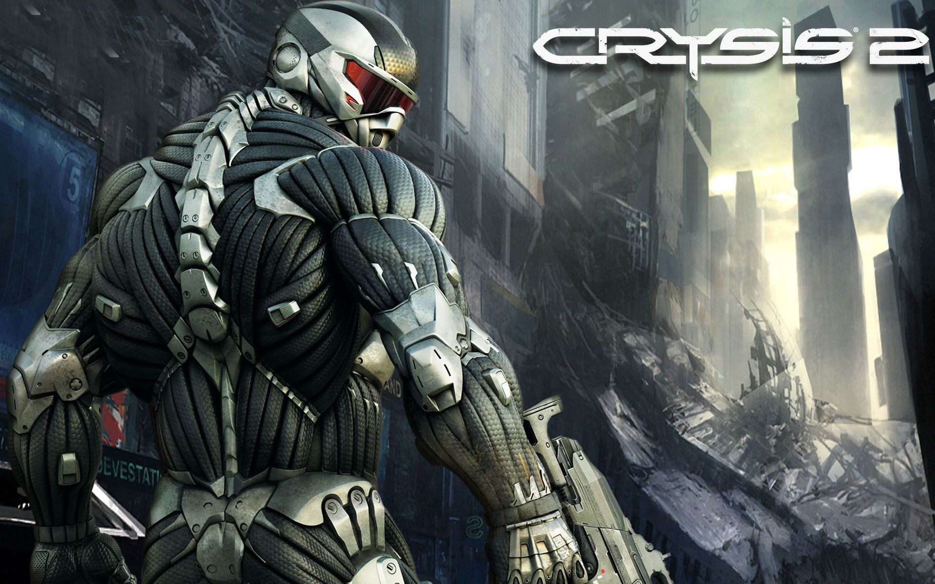 "[ Best Music Game Collections ] Epilogue ""Main Theme"" – Crysis 2 Soundtrack (Epic Dramatic)"