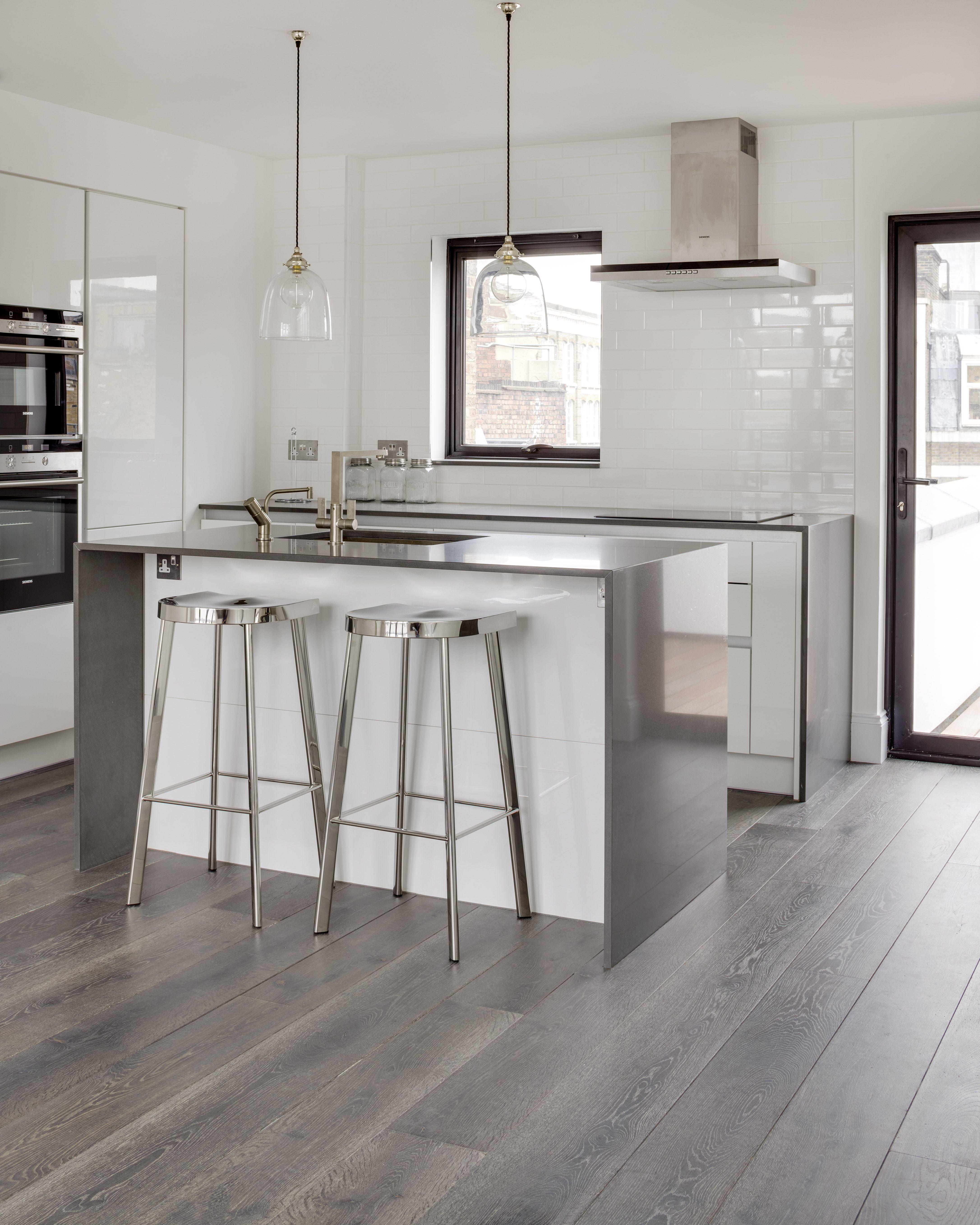 white oak driftwood floors oil finish