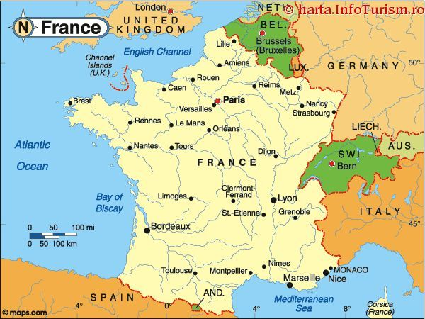Related Image France Map France Geneva France