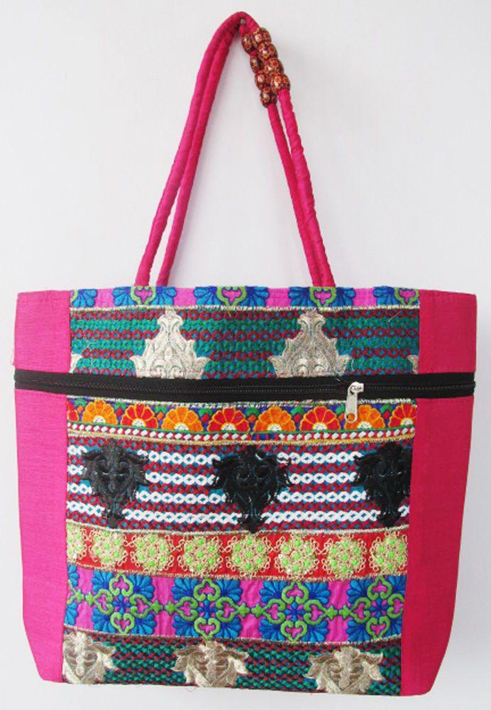 Beautiful Vintage Ethnic Banjara sholdar Indian Handmade bag ...