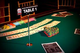poker chips and location