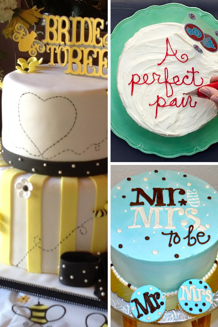 how to choose the best bridal shower cake sayings bridalshower cake