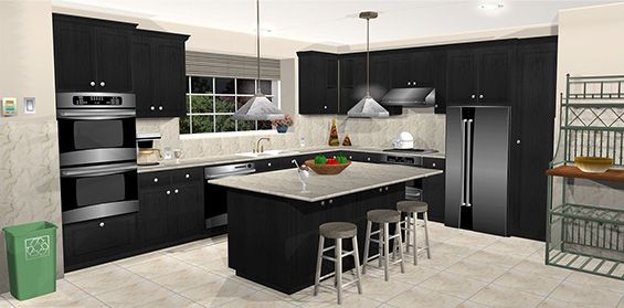 Update Your Kitchen  For The Home  Pinterest  Punch Software Fair Do It Yourself Kitchen Design Layout Inspiration