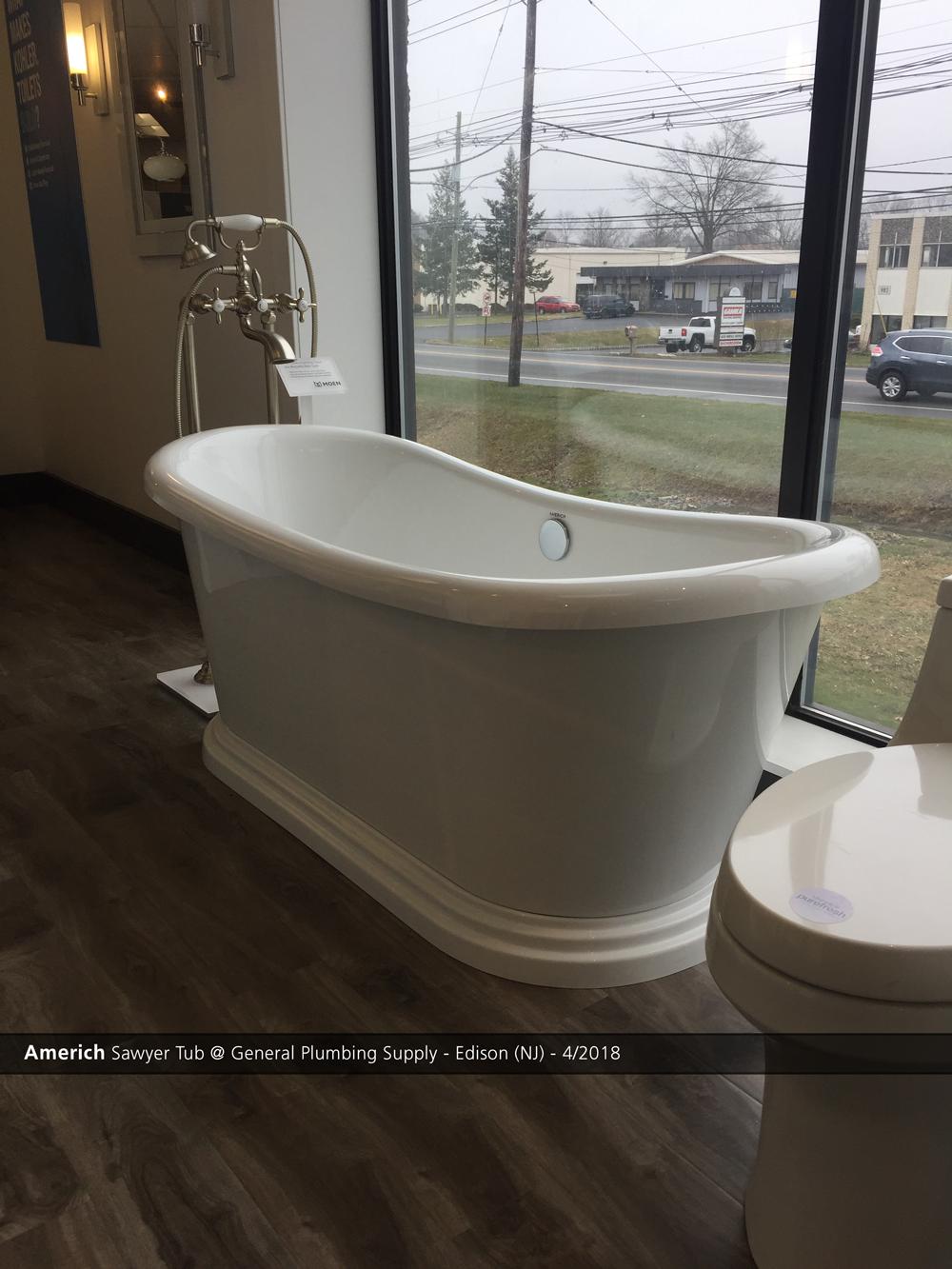 americh sawyer tub general plumbing supply edison nj 4 2018 rh pinterest com