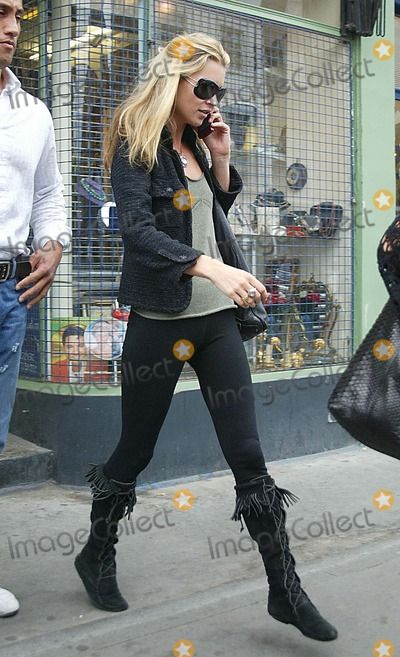 9a3b9792b4c Kate Moss Departing Her Home on Her Way to an Antiques Shop Followed by  Lunch at