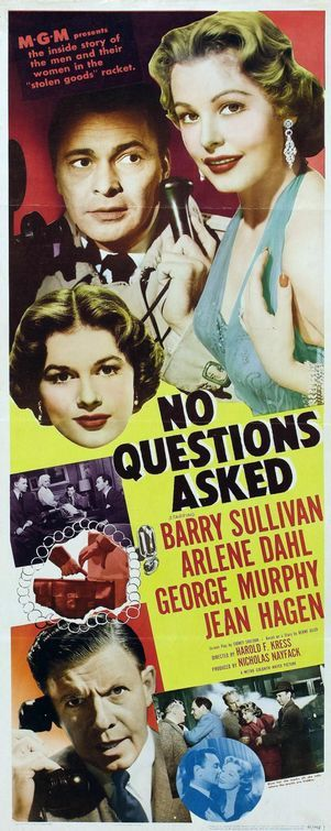 No Questions Asked (1951) ***