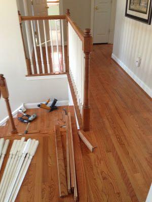 Floor Installation Photos Bruce Oak Butterscotch Hardwood In