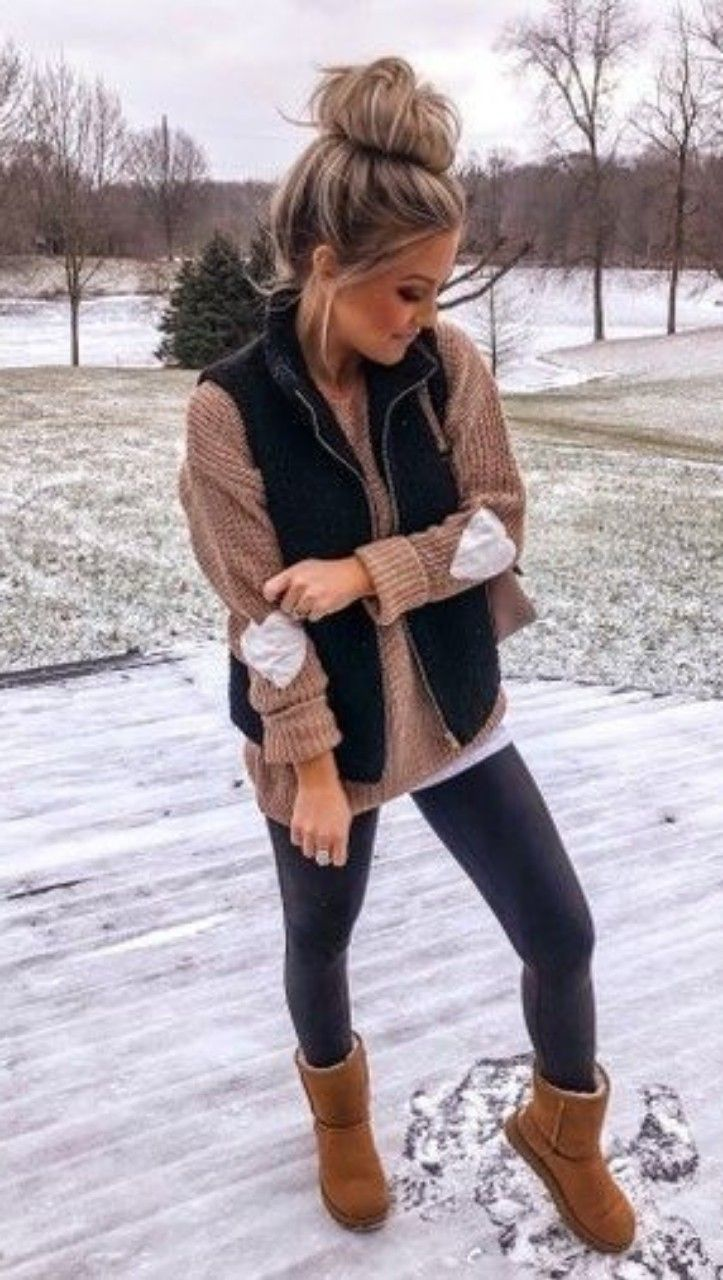 31 Best Winter outfit Ideas #outfitideas #style #winteroutfits