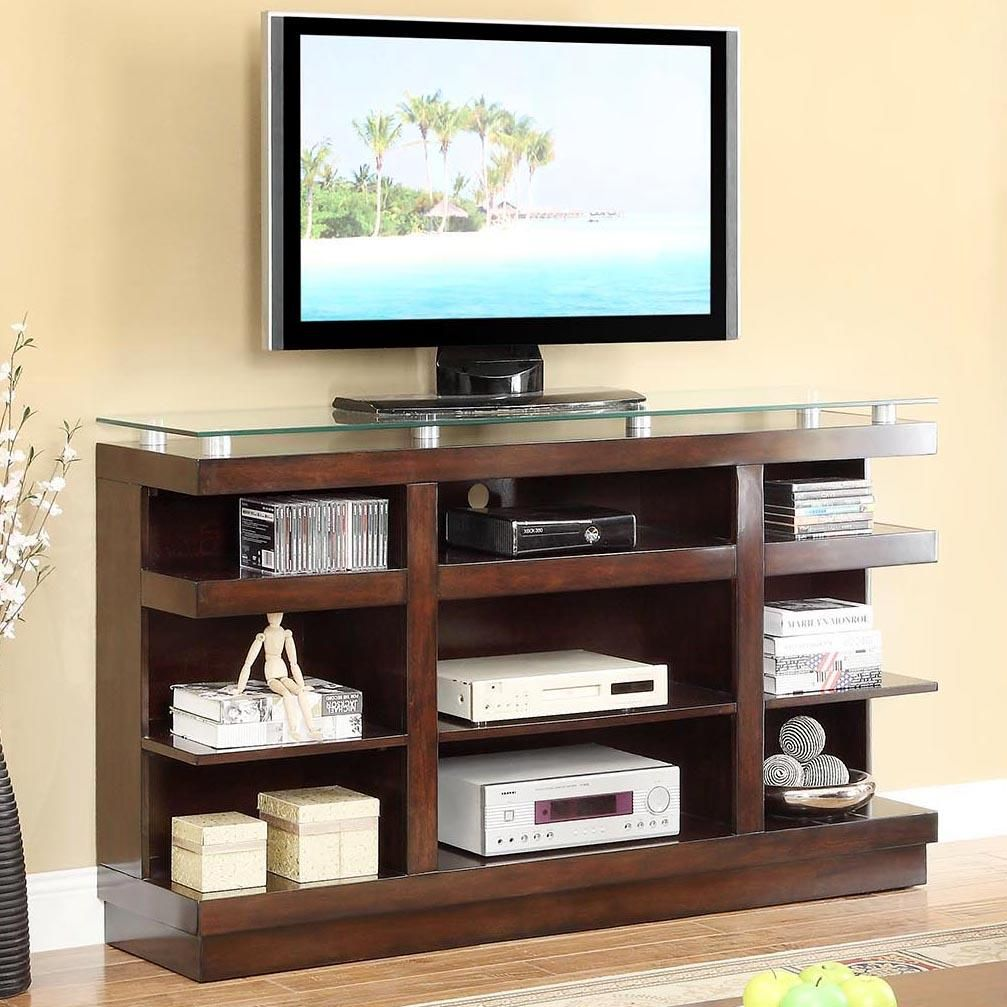 Novella 9 Shelf Tv Stand By Legends Furniture Centro De