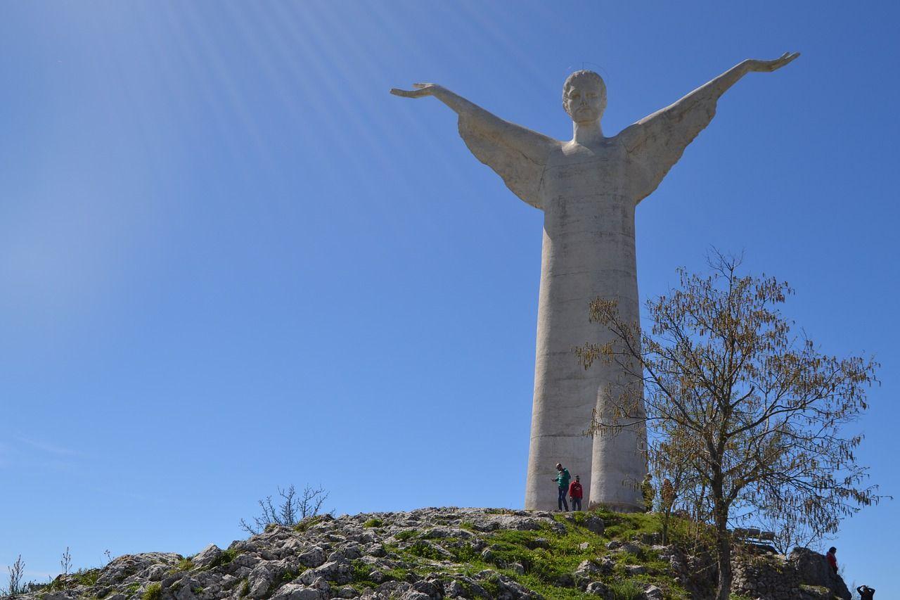 Christ The Redeemer Statue In Maratea Christ The Redeemer Statue Best Of Italy Christ The Redeemer