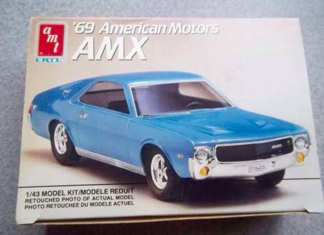 Pin by James Berry on model car box art | Amc javelin