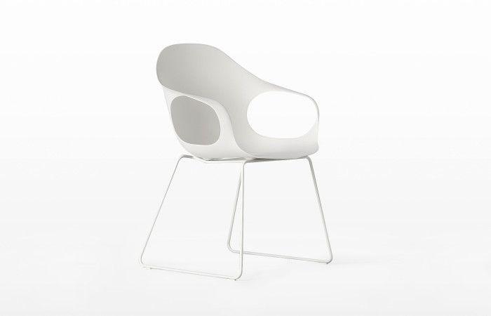 Chair For Outdoor Kristalia Elephant Gartenmobel Beige