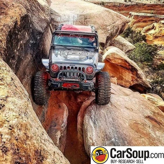 Jeep Freak Of The Day Coches Y Motocicletas Autos Mustang