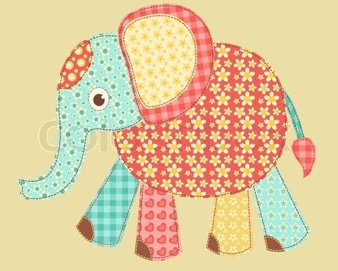 Patrones patchwork gratis desenhos para aplique - Patchwork en casa patrones gratis ...