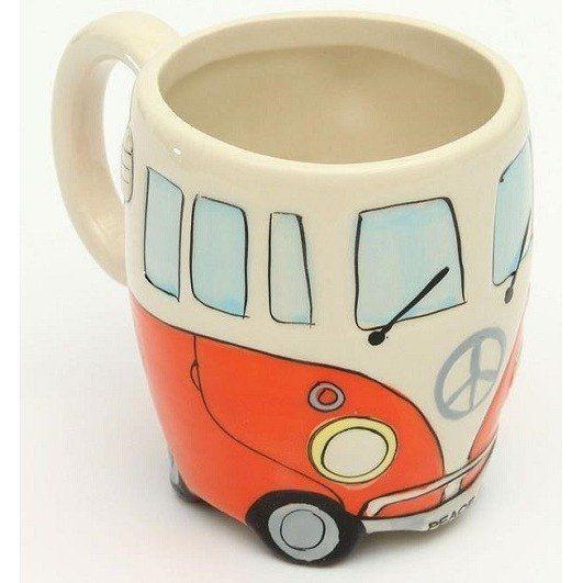 d60daca41642 Volkswagen Vw Camper Van Splittie Mug Cup 60S Gift Box New Surfing Newquay    Others   Mugs, Tea mugs, Coffee mugs