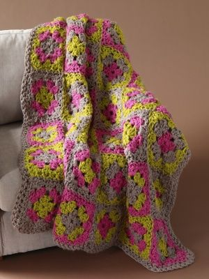 -^^- FREE CROCHET PATTERN -^^-   from Lion Brand