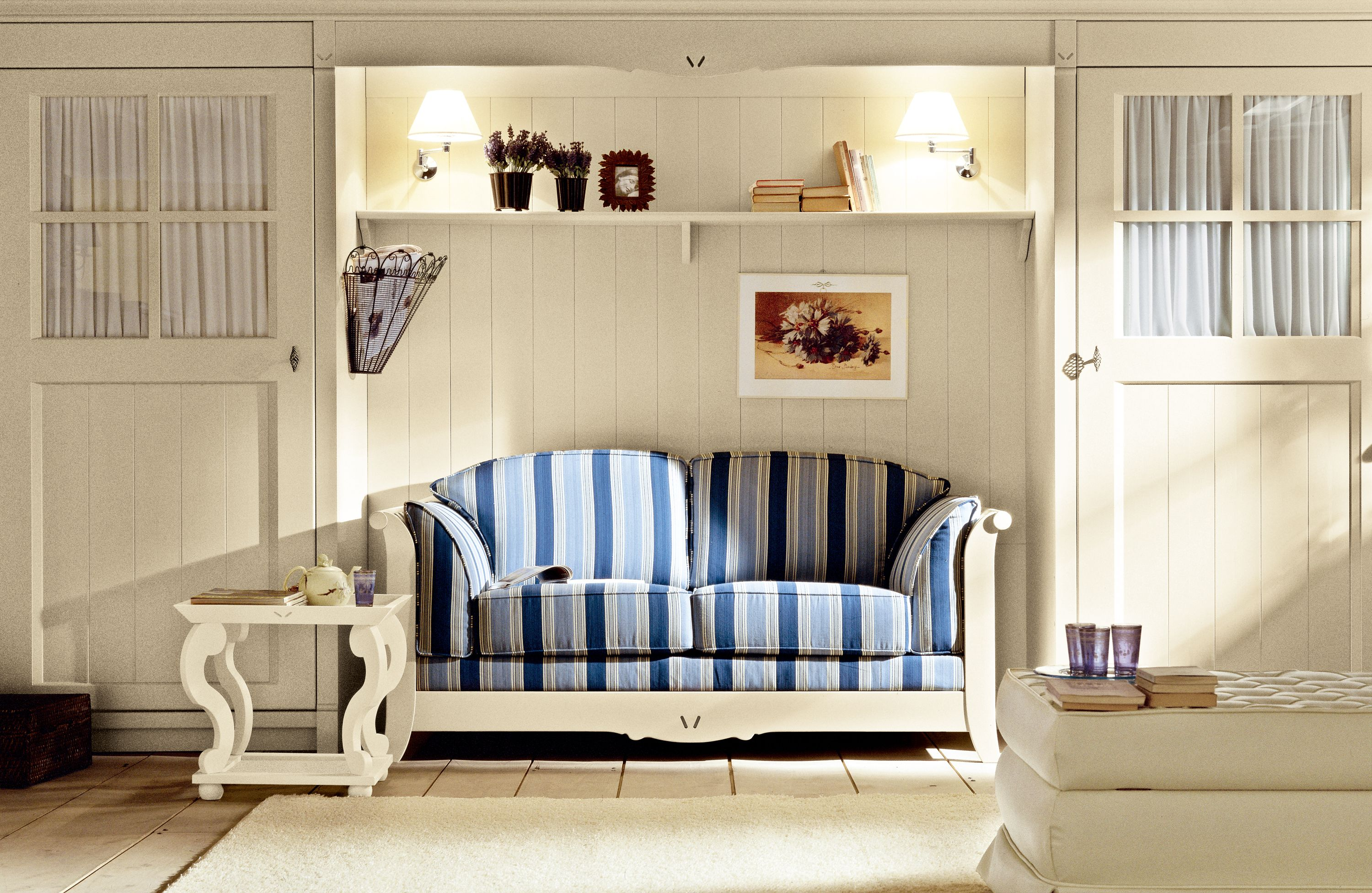 Divano Letto Shabby Chic : Countrychic bedrooms country chic shabbychic english