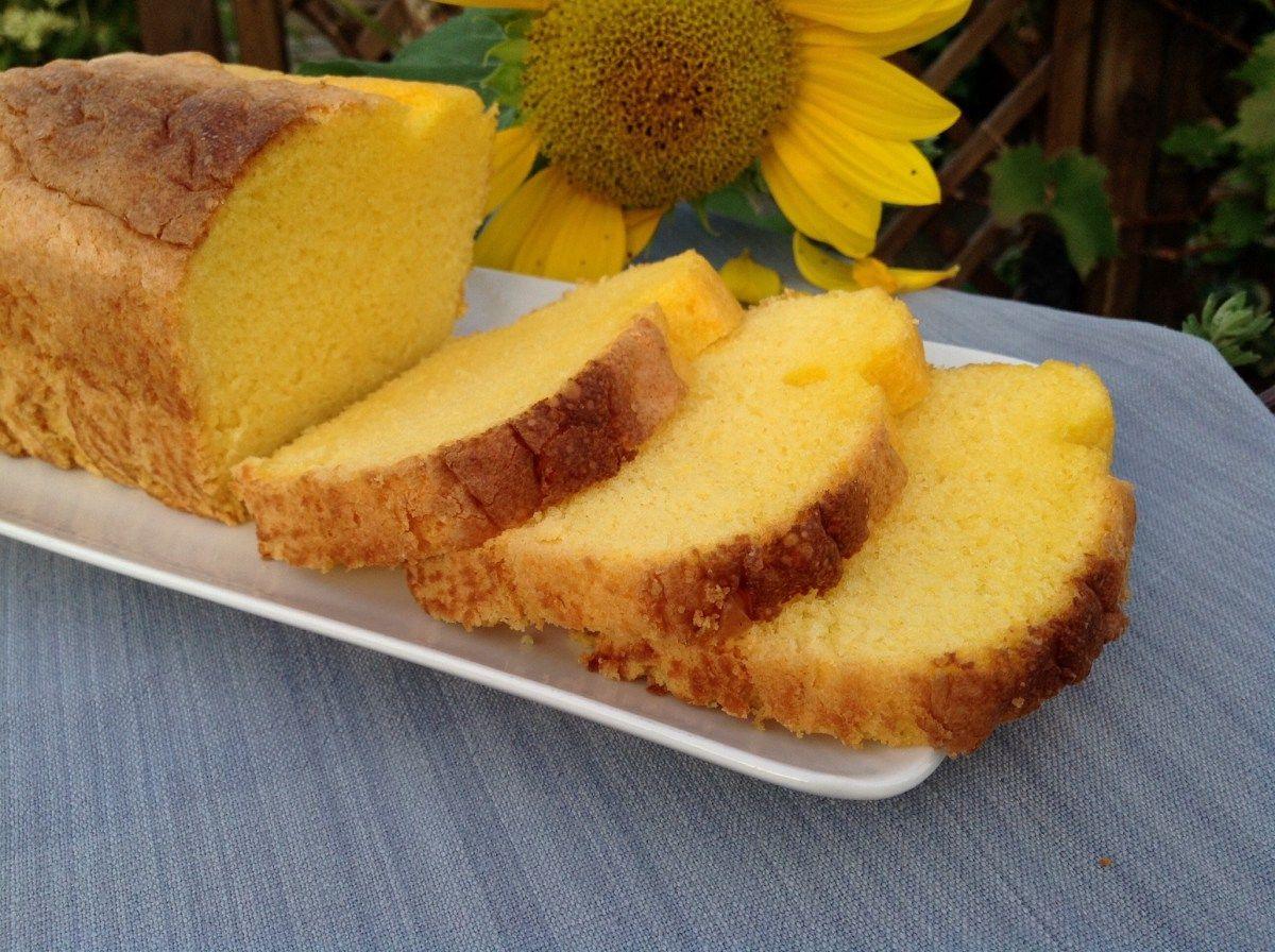 Wattekuchen, ein sagenhaft einfacher und fluffiger Kuchen