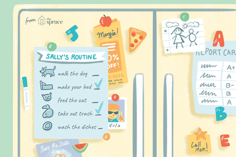 Diy Chore Chart Ideas Beautiful Free Printable Weekly