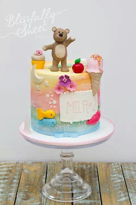 Little girly cake