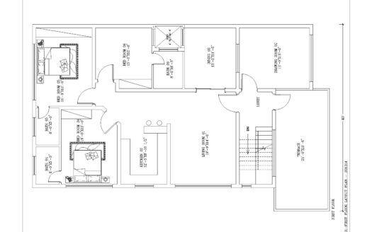 10 MARLA MODERN HOUSE DESIGN Ghar Plans