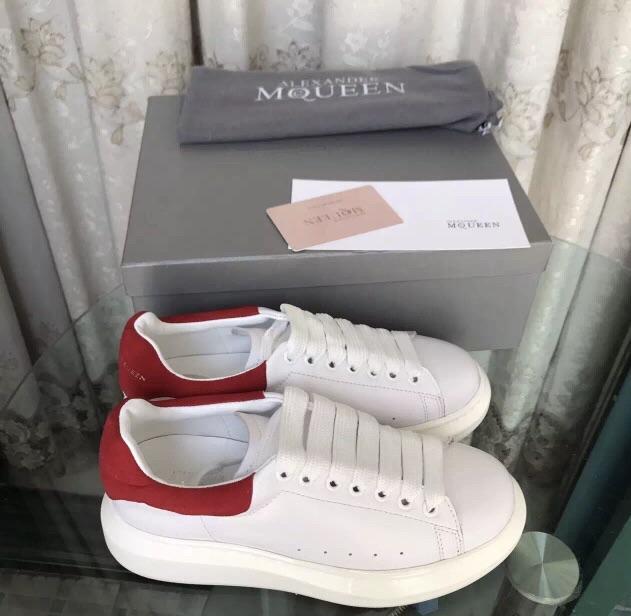 84cdadb01c7b Alexander McQueen Inspired Oversized Platform Sneaker – Celebrity  Inspiracion