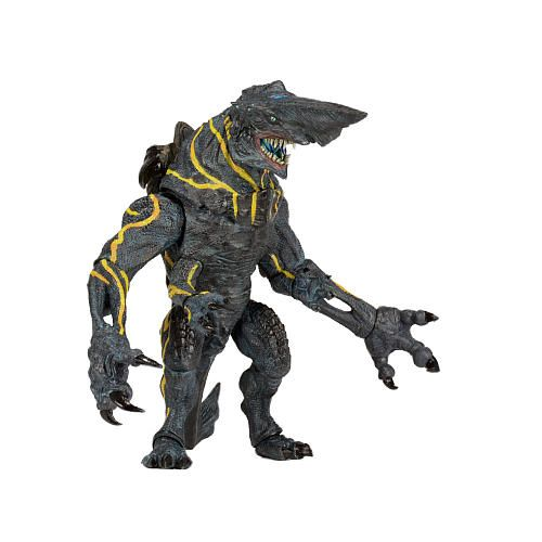 Pacific Rim 7 Inch Ultra Deluxe Action Figure - Kaiju ...