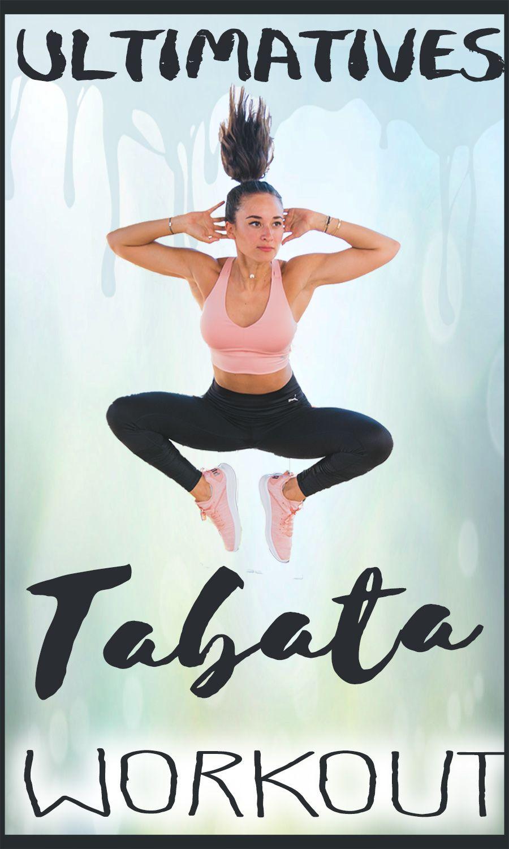 TABATA Hardcore Workout - 15 Minuten - FETTVERBRENNUNG Garantiert  Dieses intensive 15 Minuten Tabata Workout für Zuhause bringt euer Körper ans Limit und garantiert maximale Fettverbrennung! #balletfitness