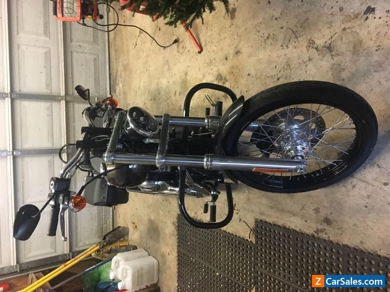 2015 Harley-Davidson Dyna #harleydavidson #dyna #forsale #canada ...