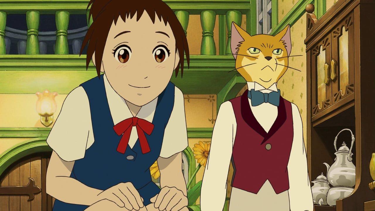 Full Free Watch The Cat Returns (2002) Movie Haru, A