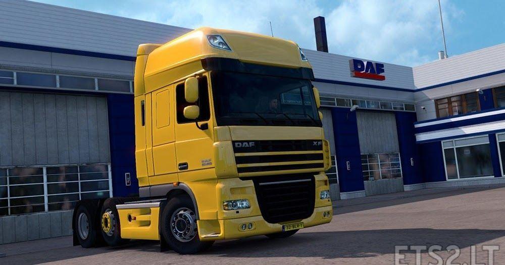 Euro truck simulator2 mods truck buses,car,trailer,sound