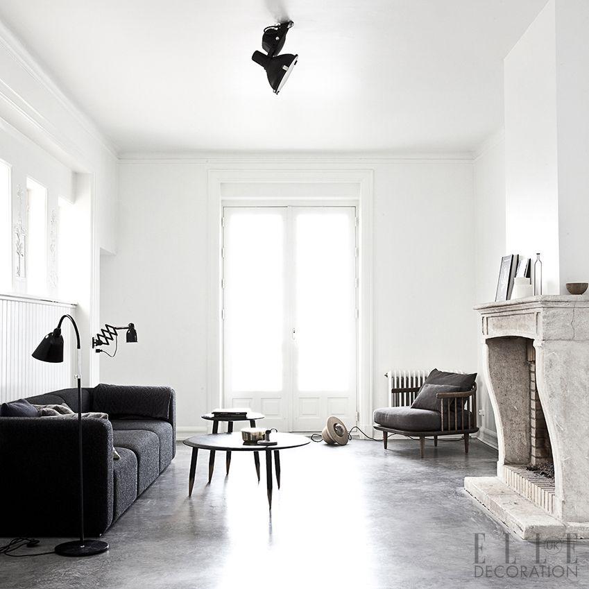 Scandinavian Living Room Design Ideas Inspiration: Living Room Design Inspiration And Decoration Ideas