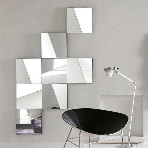 Wall Mirror Designs For Living Room, Wall Decor Mirror Ideas