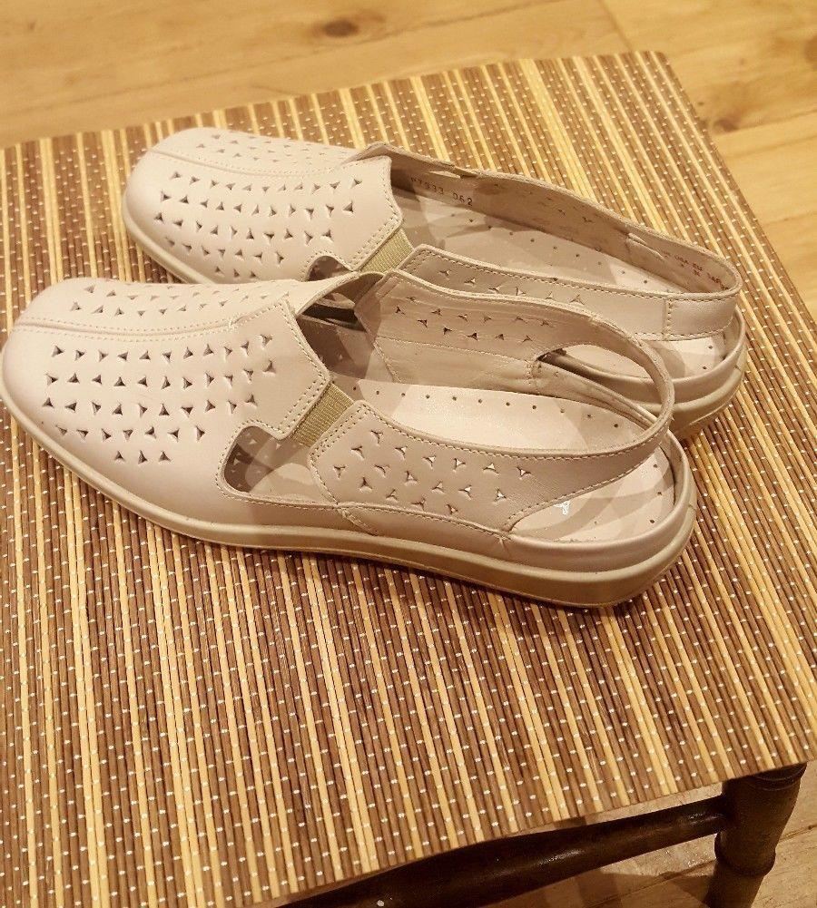 Hotter Ladies Sandals Size 6 | Hot