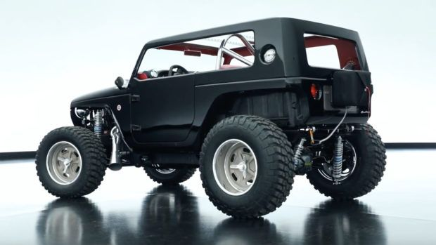 Jeep Quicksand Concept With A 392 Hemi V8 Jeep Cars Vehicles Jeep