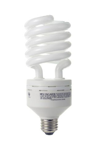 Ge 47452 42 Watt 150 Watt Equivalent Energy Smart Soft White Spiral T4 Light Bulb Light Bulb Ge Lighting Smart Bulbs