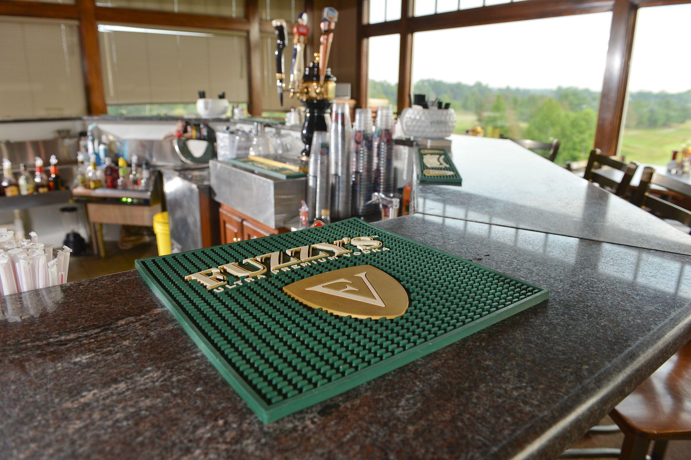 Drink Fuzzy Zoeller's Ultra Premium Vodka at Covered Bridge Golf Club