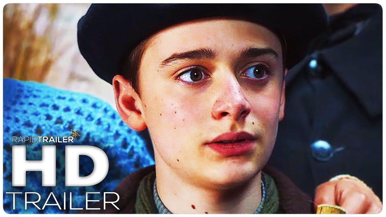 WAITING FOR ANYA Official Trailer (2020) Noah Schnapp