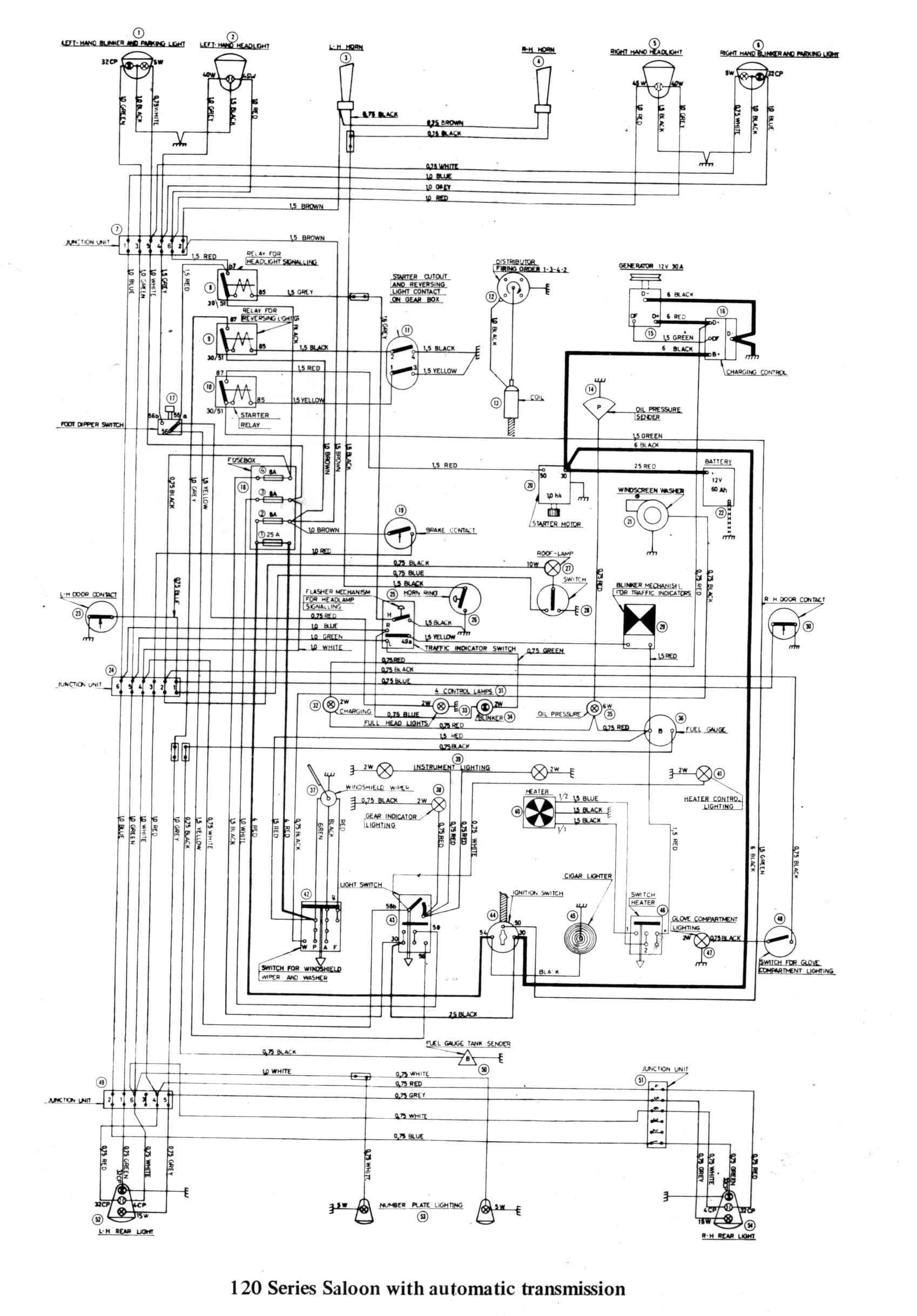 Engine Wiring Diagram Unique Di 2020