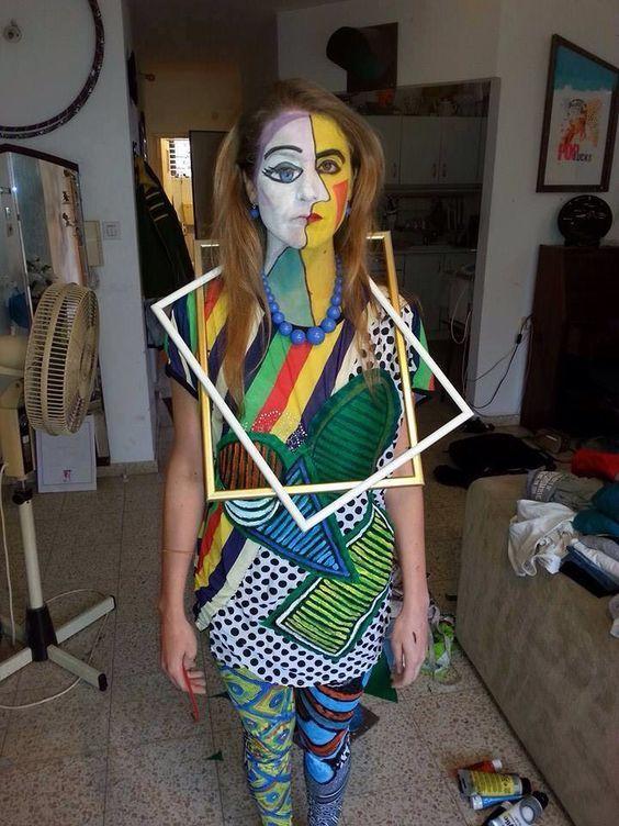 Costumi Halloween Idee.Idee Semplici Da Copiare Per Realizzare Inquietanti Costumi Halloween Fai Da Te Cool Halloween Costumes Best Costume Ever Cool Costumes