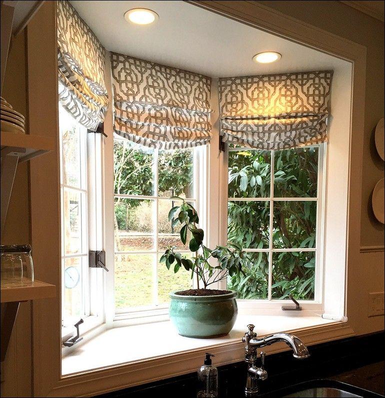 Garden Kitchen Windows Bay Window Above Kitchen Sink: Pin By Christine Dickman On Window Covering Ideas