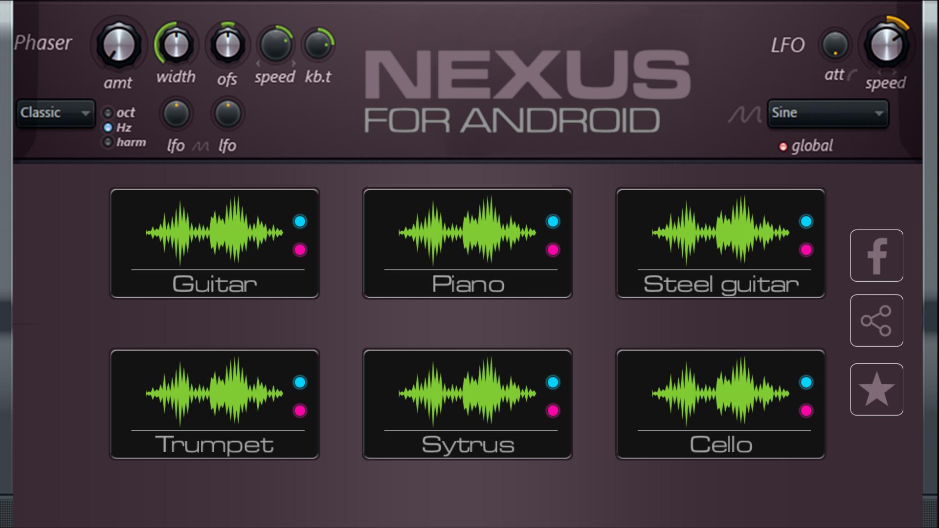 Nexus Piano For Android Nexus Keyboard Piano By Studiouss An