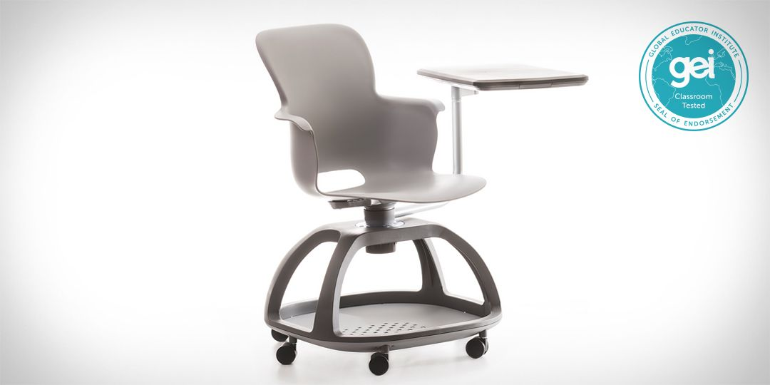 Haskell Ethos Mobile Classroom Combo Desk The Haskell Ethos Chair