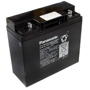 Panasonic LC-XD1217P - 12V - 17Ah