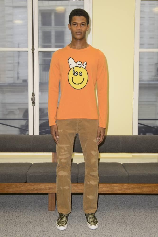 Male Fashion Trends: Lucien Pellat Finet Fall/Winter 2016/17 - Paris Fashion Week