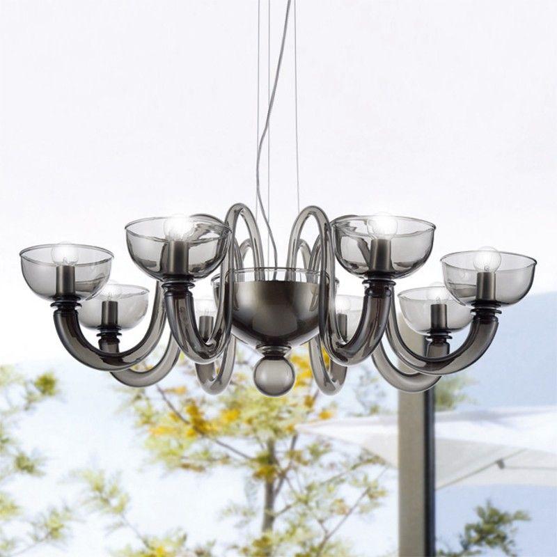 la murrina / chandelier / sensazione s8 | gent. malaysia, Innenarchitektur ideen