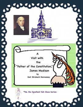 U.S. Constitution:Reader's Theater Script(James Madison ...