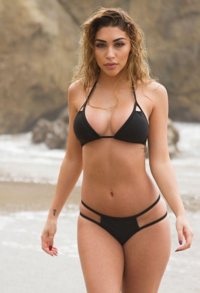 Chantel Jeffries Bikini Photos Gallery