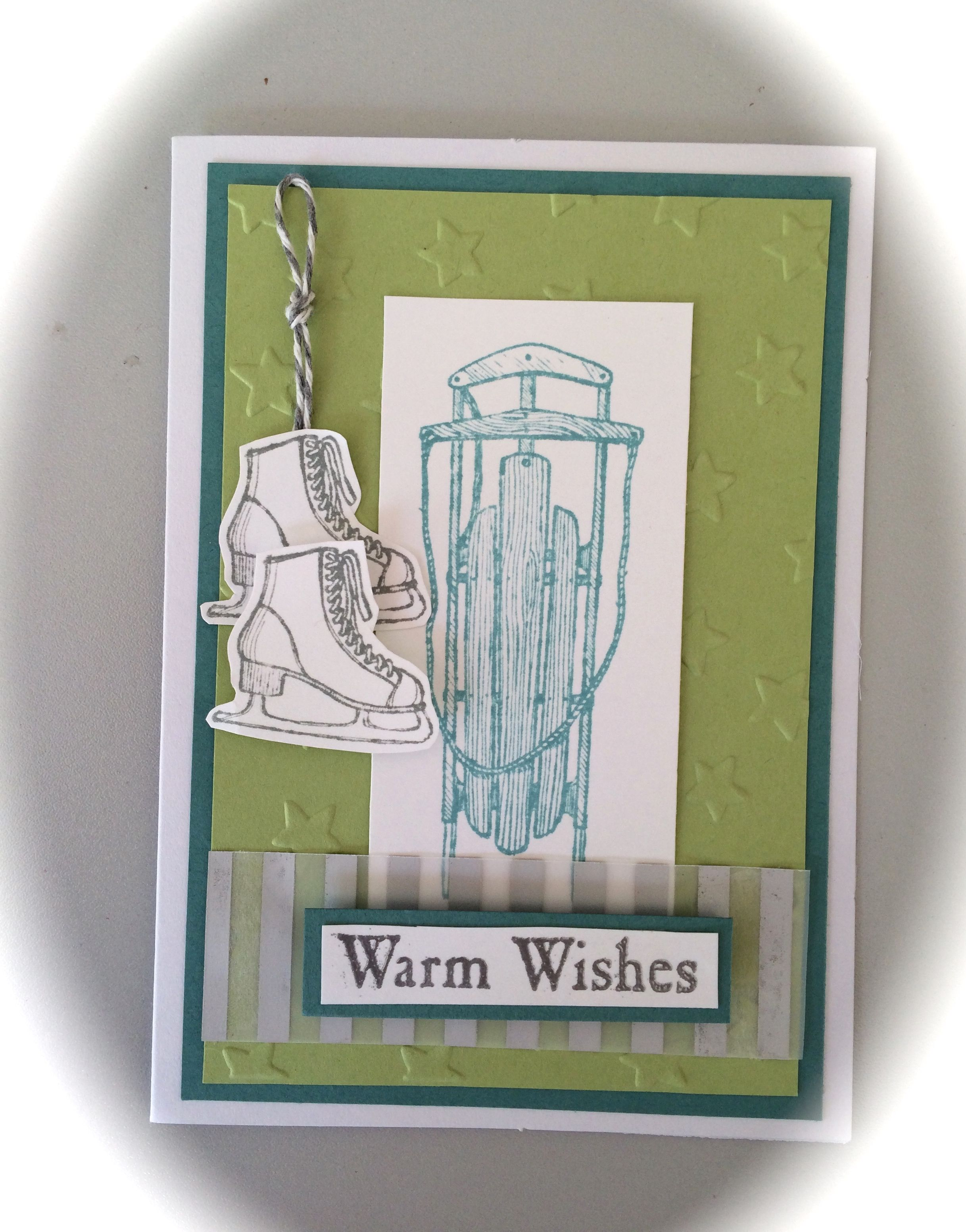 Winter Wishes II Winter Wishes Stampin Up